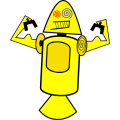 dandroid-yellow-logo