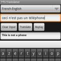 TTS Translator