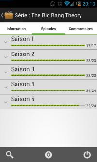 Série : Episodes