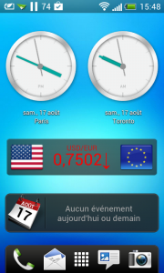 Android internationale 1