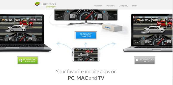 emulateur-android-PC-Bluestacks-une