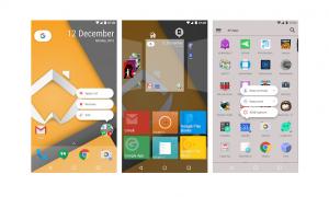 Launcher android gratuit