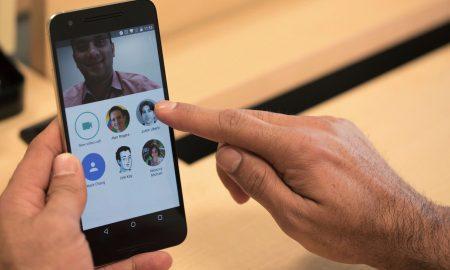 appel vidéo applications mobile