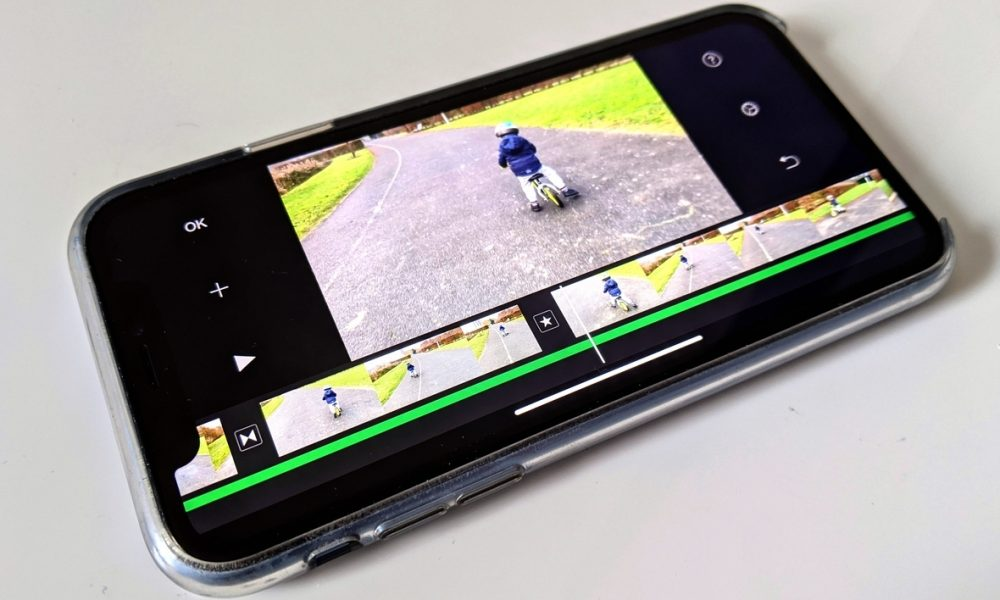 application android montage vidéo